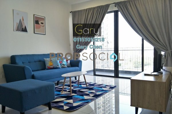 Serviced Residence For Sale in Luminari, Butterworth Freehold Fully Furnished 2R/2B 560k