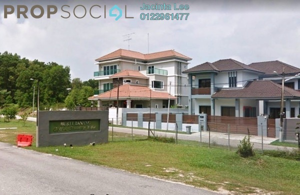 For Sale Bungalow at Taman Banang Ria, Batu Pahat Freehold Semi Furnished 7R/7B 1.12m