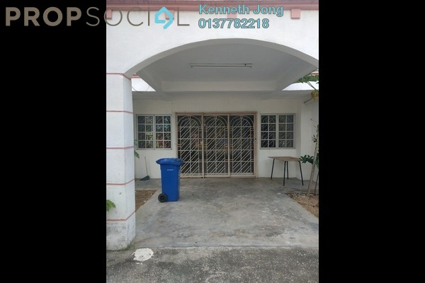Terrace For Rent in Berjaya Park, Shah Alam Freehold Unfurnished 4R/3B 1.3k