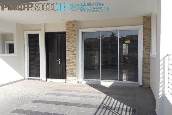 Terrace For Sale in Ixora Residences, Bandar Seri Coalfields Freehold Unfurnished 4R/4B 635k