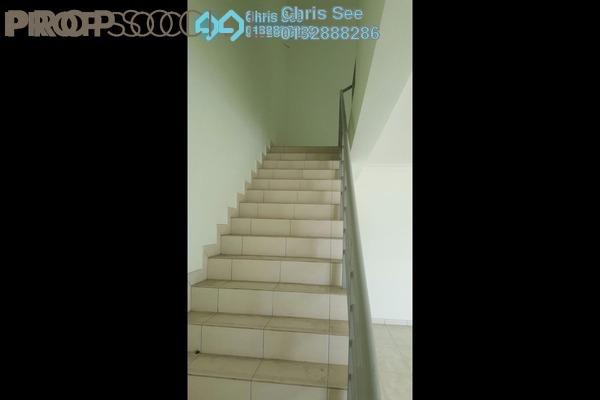 Terrace For Sale in Ixora Residences, Bandar Seri Coalfields Freehold Unfurnished 4R/4B 638k