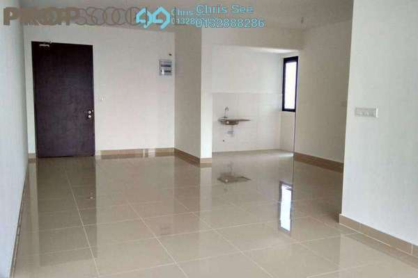 Condominium For Sale in Ken Rimba, Shah Alam Freehold Unfurnished 3R/2B 430k