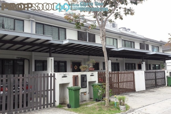 Terrace For Sale in Ken Rimba, Shah Alam Freehold Semi Furnished 4R/3B 575k