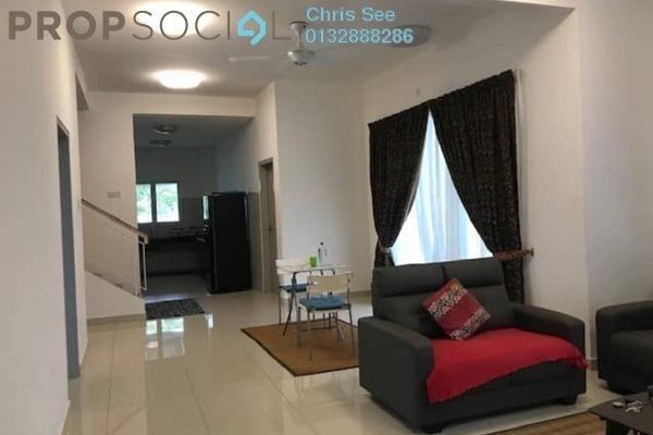 Semi-Detached For Sale in Banyan 2, Bandar Seri Coalfields Freehold Semi Furnished 5R/5B 820k