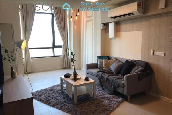 Duplex For Sale in Tamarind Suites, Cyberjaya Freehold Fully Furnished 1R/1B 500k