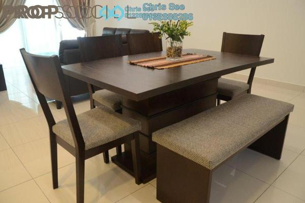 Condominium For Sale in Glomac Damansara, TTDI Freehold Fully Furnished 3R/2B 950k