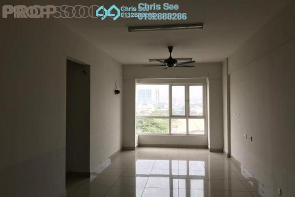 Condominium For Sale in First Residence, Kepong Freehold Semi Furnished 3R/2B 430k