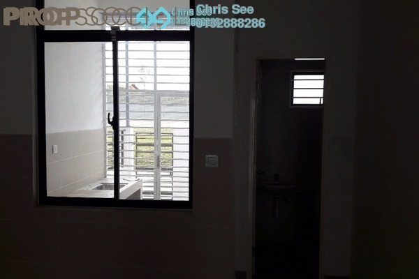 Terrace For Sale in Senna, Bandar Seri Coalfields Freehold Unfurnished 4R/3B 550k