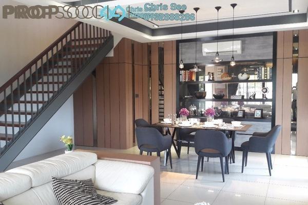 Terrace For Sale in Aquila @ Taman Alam Sutera, Puncak Alam Freehold Unfurnished 4R/3B 495k