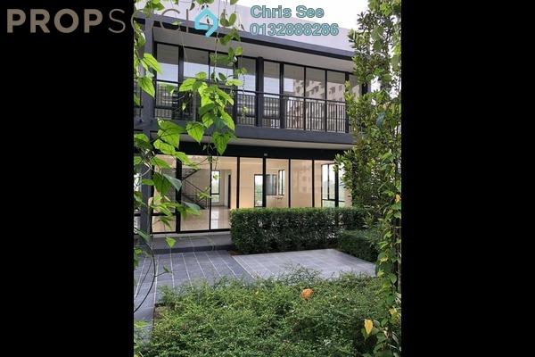 Villa For Sale in Ken Rimba, Shah Alam Freehold Unfurnished 3R/3B 880k