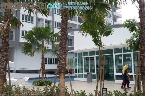 Condominium For Sale in Casa Tropika, Puchong Freehold Semi Furnished 3R/2B 408k