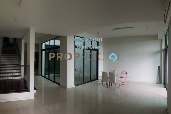 Superlink For Sale in Casaman, Desa ParkCity Freehold Unfurnished 5R/5B 4m