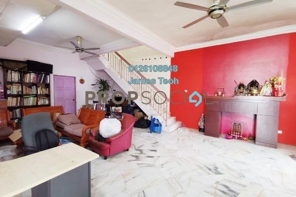 Terrace For Sale in Taman Sungai Jati, Klang Freehold Semi Furnished 4R/3B 680k