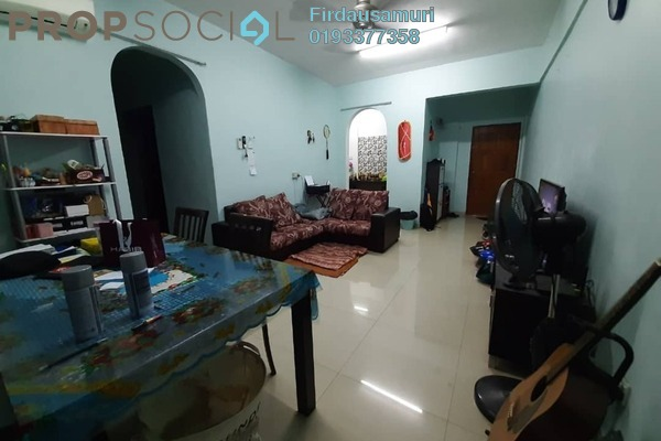 Apartment For Sale in Casmaria Apartment, Batu Caves Freehold Unfurnished 3R/2B 290k
