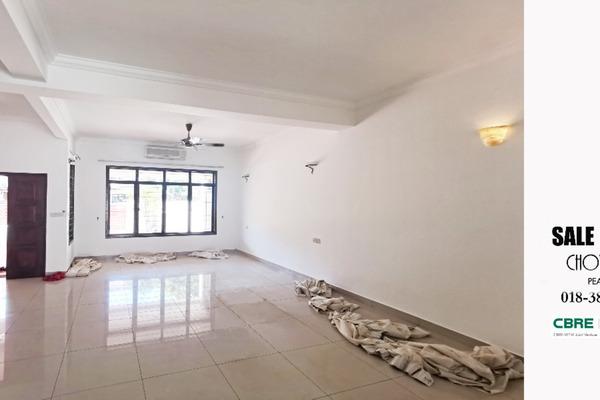 Terrace For Rent in BU6, Bandar Utama Freehold Semi Furnished 4R/4B 3.2k