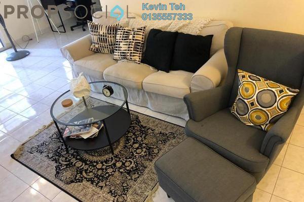 For Sale Condominium at Laman Suria, Mont Kiara Freehold Fully Furnished 2R/2B 668k