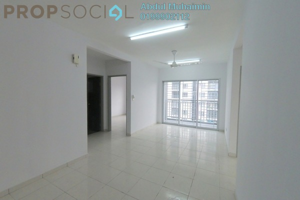 Apartment For Rent in Residensi Laguna Biru 2, Rawang Freehold Unfurnished 3R/2B 700translationmissing:en.pricing.unit