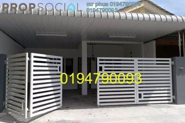 Terrace For Sale in Bandar Puteri Jaya, Sungai Petani Freehold Unfurnished 3R/2B 180k