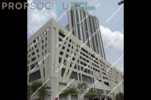 Condominium For Sale in Encorp Strand Residences, Kota Damansara Freehold Unfurnished 0R/0B 389k