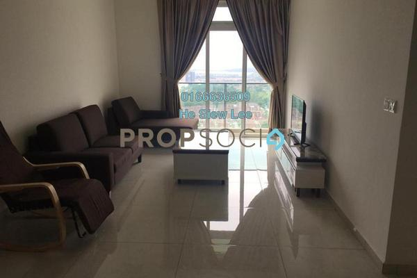 Serviced Residence For Rent in Havona, Tebrau Freehold Fully Furnished 3R/2B 2.4k