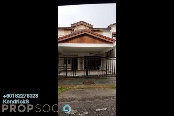 Terrace For Sale in USJ 17, UEP Subang Jaya Freehold Unfurnished 4R/3B 850k