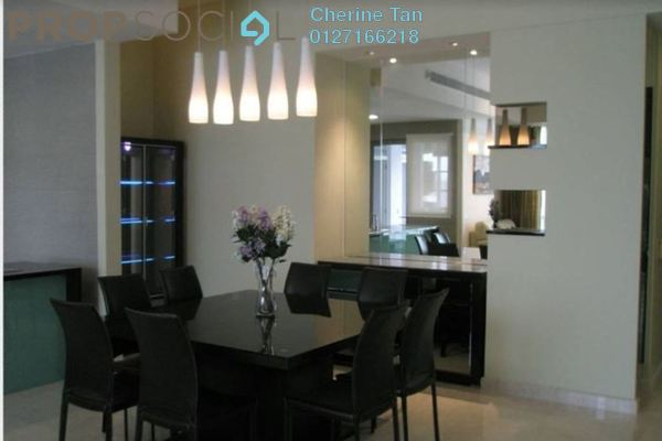 Condominium For Sale in The Meritz, KLCC Freehold Fully Furnished 2R/2B 1.38m