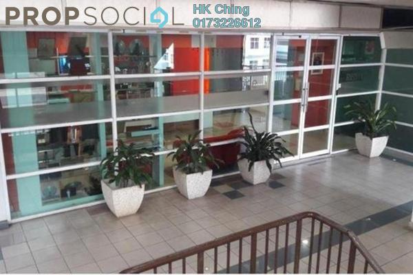 Office For Sale in IOI Business Park, Bandar Puchong Jaya Freehold Semi Furnished 0R/0B 1.08m