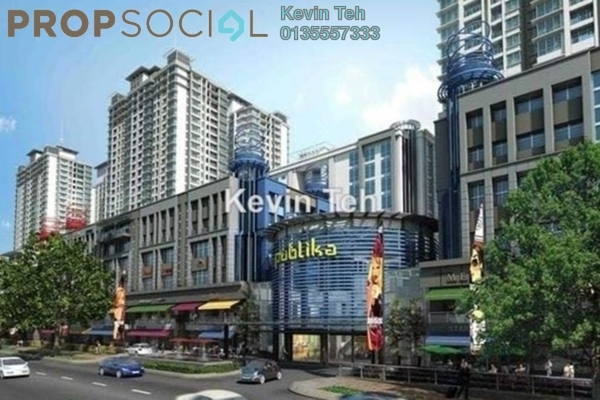 For Sale Office at Solaris Mont Kiara, Mont Kiara Freehold Fully Furnished 0R/0B 984k