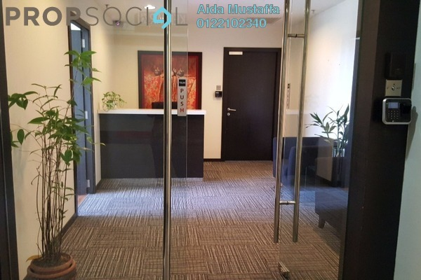 Office For Rent in One Mont Kiara, Mont Kiara Freehold Semi Furnished 0R/0B 19.5k