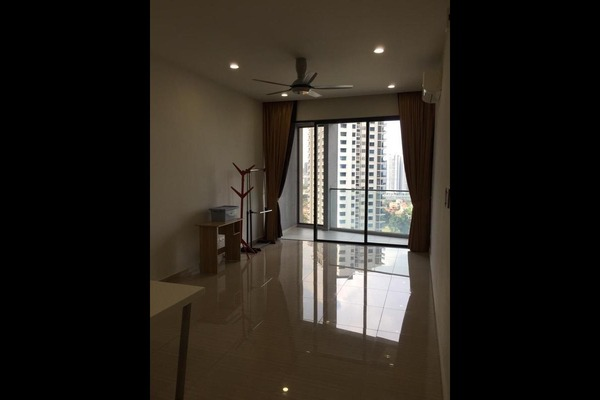 Condominium For Sale in Twin Arkz, Bukit Jalil Freehold Fully Furnished 4R/2B 1.06m