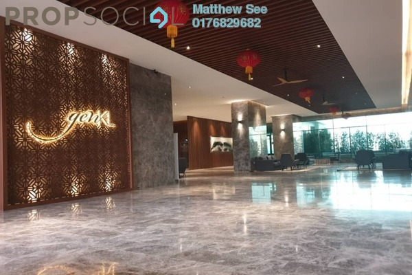 Condominium For Rent in GenKL, Kuchai Lama Freehold Fully Furnished 0R/1B 1.8k