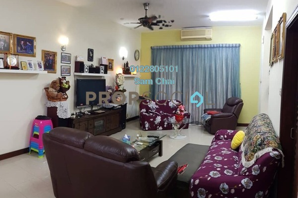 Link For Sale in Safa, Desa ParkCity Freehold Semi Furnished 3R/2B 2.38m