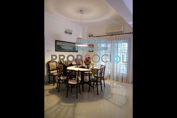 Terrace For Sale in Bayan Hill Homes, Bandar Puchong Jaya Freehold Semi Furnished 5R/4B 1.3m