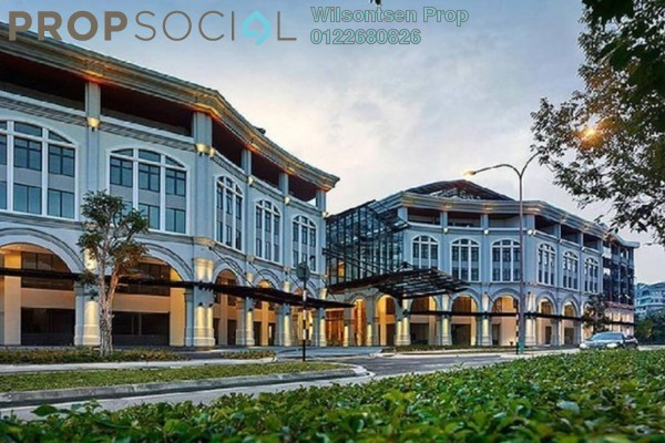 Shop For Rent in Plaza Arkadia, Desa ParkCity Freehold Fully Furnished 0R/0B 1.1k