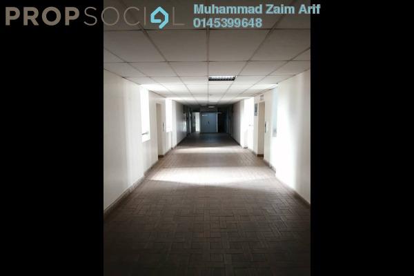 Condominium For Sale in Bukit OUG Condominium, Bukit Jalil Freehold Semi Furnished 3R/2B 350k