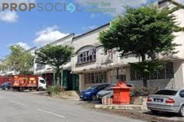 Factory For Sale in Taman Perindustrian OUG, Old Klang Road Freehold Unfurnished 0R/0B 1.6m