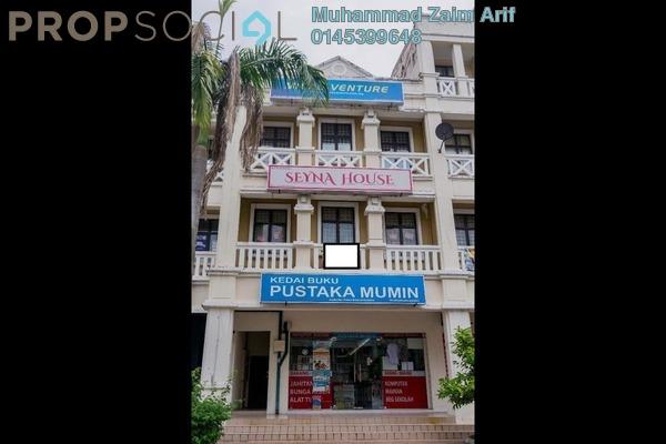 Shop For Sale in Precinct 15, Putrajaya Freehold Unfurnished 0R/2B 2.6m