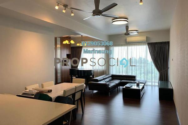 For Sale Condominium at 3 Residen, Melawati Freehold Fully Furnished 3R/2B 780k