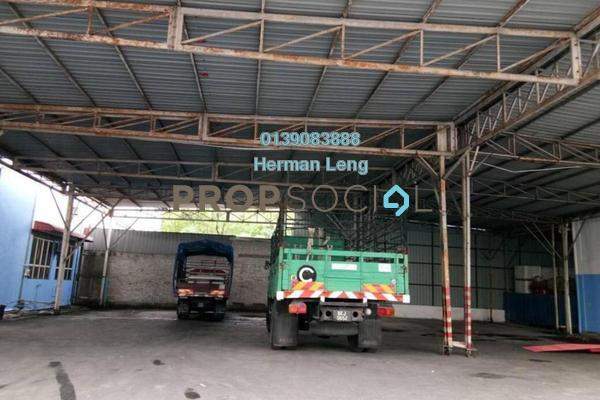 Factory For Rent in Section 27, Shah Alam Freehold Semi Furnished 0R/0B 37k