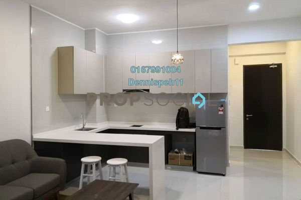Serviced Residence For Rent in Country Garden Danga Bay, Danga Bay Freehold Fully Furnished 1R/1B 1.3k
