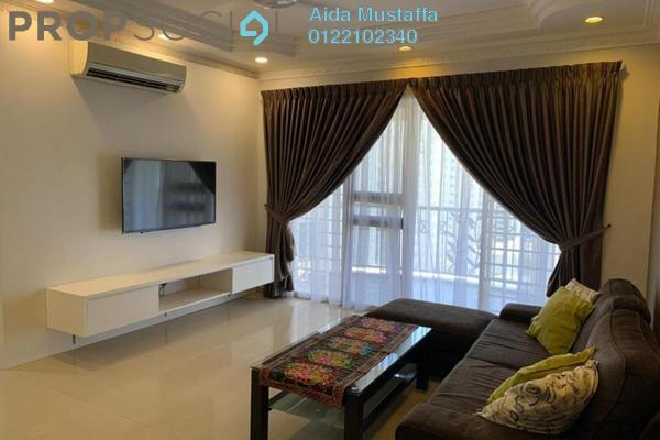 For Rent Condominium at Almaspuri, Mont Kiara Freehold Fully Furnished 3R/3B 3.4k