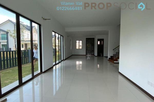 Link For Rent in Setia Eco Glades, Cyberjaya Freehold Semi Furnished 3R/5B 3.2k