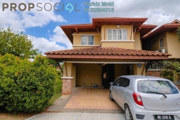 Semi-Detached For Sale in Precinct 14, Putrajaya Freehold Semi Furnished 5R/5B 1.5m