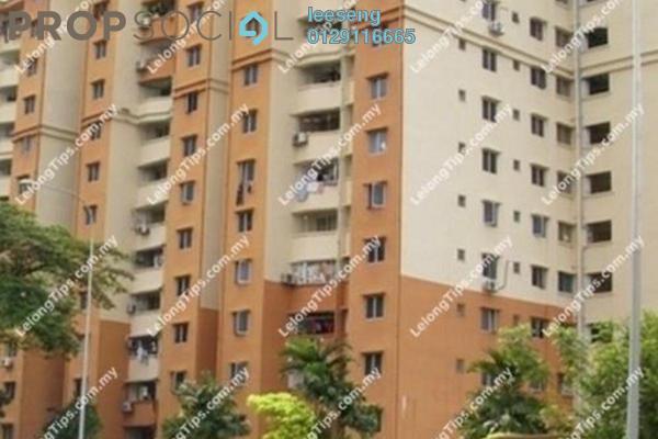 Apartment For Sale in Vantage Point, Desa Petaling Freehold Unfurnished 0R/0B 260k
