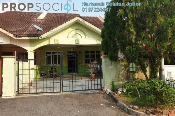 Terrace For Sale in Taman Putri Kulai, Kulai Freehold Unfurnished 3R/2B 330k