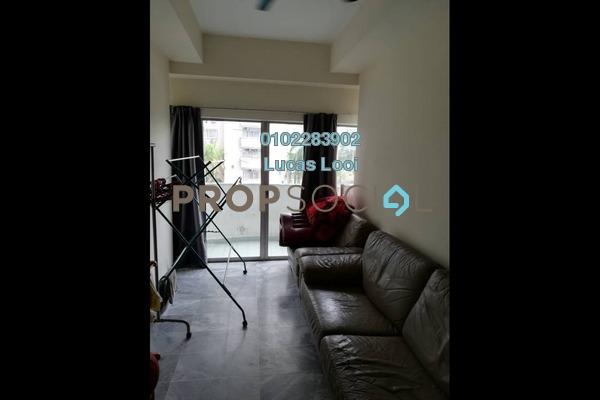 Condominium For Sale in Ridzuan Condominium, Bandar Sunway Freehold Fully Furnished 3R/2B 390k