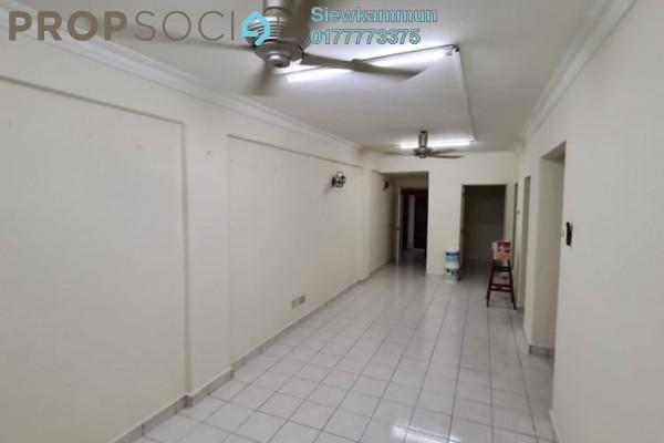 For Rent Apartment at Plaza Sinar, Segambut Freehold Semi Furnished 3R/2B 950translationmissing:en.pricing.unit