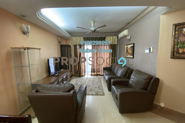 Apartment For Rent in D'Shire Villa, Kota Damansara Freehold Fully Furnished 3R/2B 1.9k