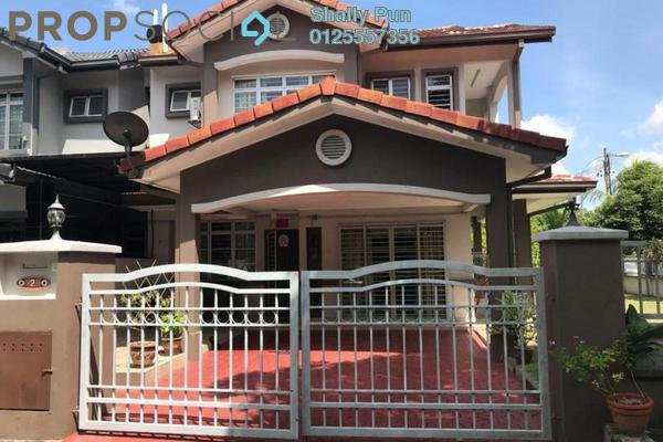 Terrace For Sale in Putra Avenue, Putra Heights Freehold Semi Furnished 4R/4B 990k