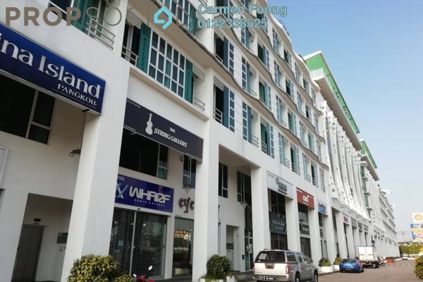 Office For Sale in 10 Boulevard, Bandar Utama Freehold Unfurnished 0R/2B 780k